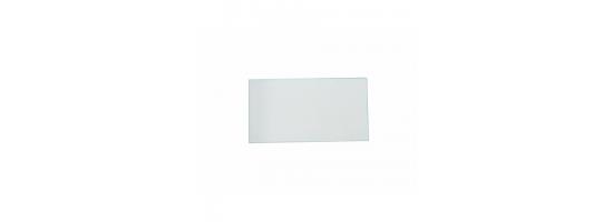 Szkło bezbarwne 50x100