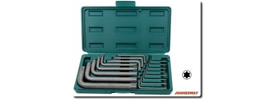 Zestaw kluczy TORX T6-T70 H0816S JONNESWAY