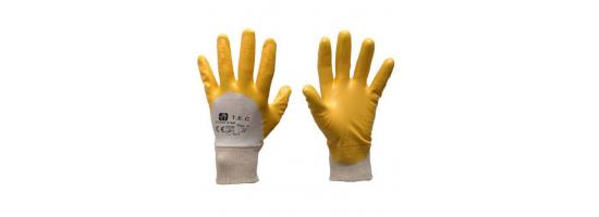 Rękawice nitrylowa cienka ECONOSTAR rozm. 7