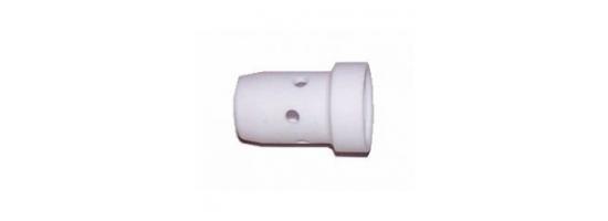 Tulejka izol. MB-401,501 biała ceramiczna