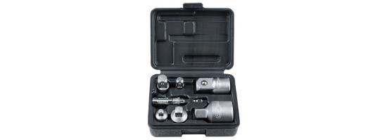 Zestaw adapterów redukcyjnych 917.0707 KS Tools