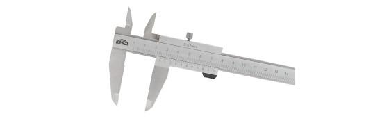 Suwmiarka analogowa z pomiarem głębokości i pomiarem wewnętrznym KINEX