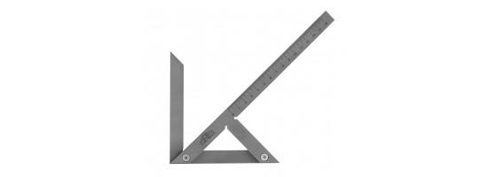 Kątownik centrujący KINEX 100x70/90 mm