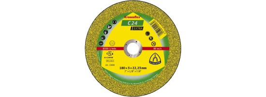 TARCZA T41 125/2,5/22 C24 EX
